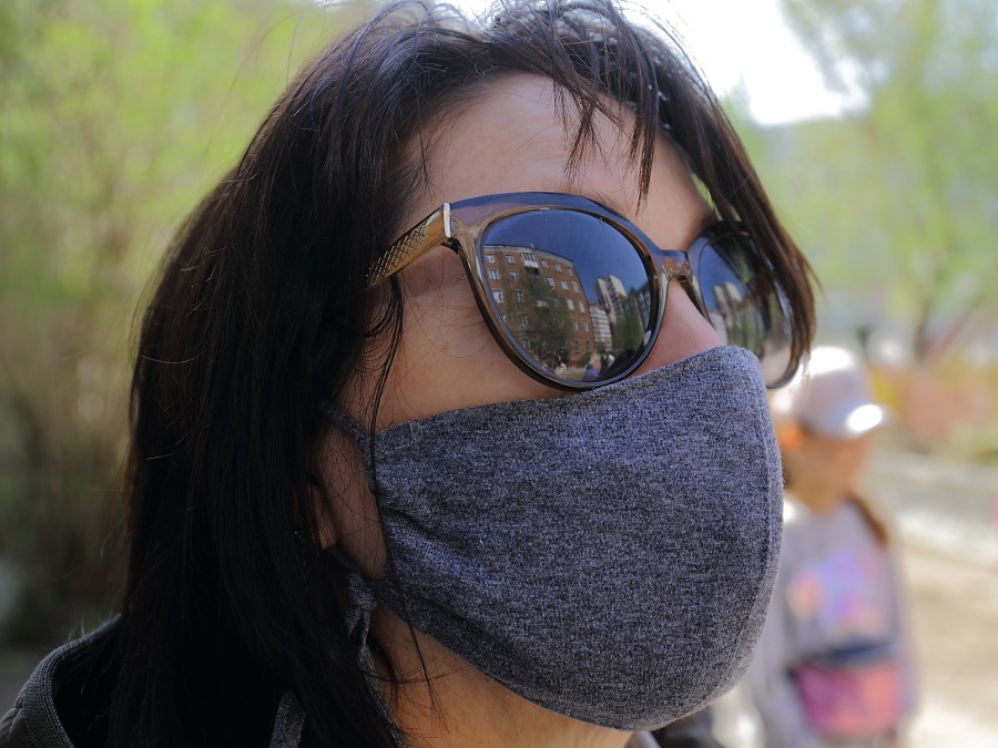 маска, коронавирус