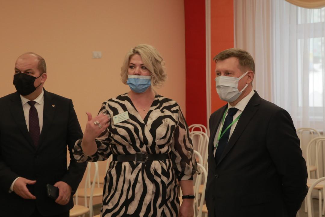 Новый корпус детсада открылся на Плющихинском жилмассиве в Новосибирске - Фотография