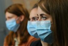 маски, коронавирус