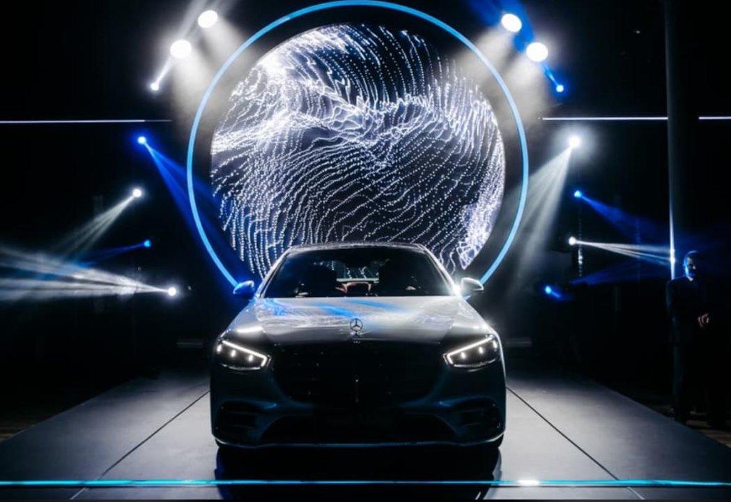 Автомобиль месяца. Новый Mercedes-Benz S-Class - Фото