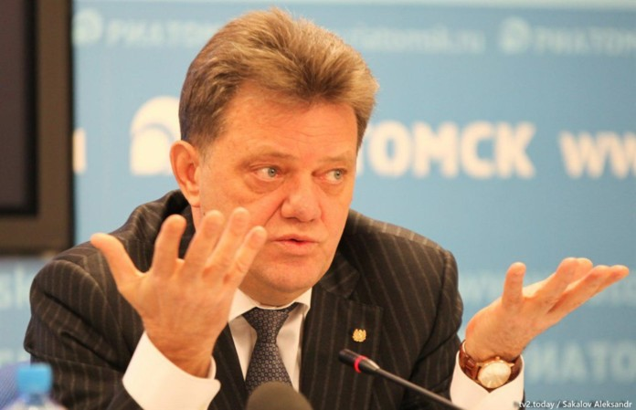 Миниатюра для: Адвокаты мэра Томска Кляйна рассказали, какие его права будут защищать в ЕСПЧ