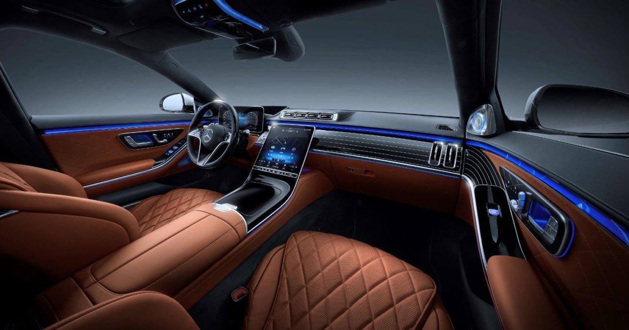 Автомобиль месяца. Новый Mercedes-Benz S-Class - Изображение
