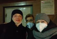 Омские активисты