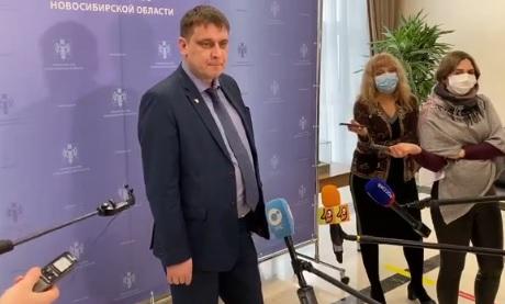 Миниатюра для: Новосибирских студентов готовят к возвращению в оффлайн