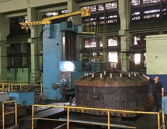 Миниатюра для: Мажоритария новосибирского «Тяжстанкогидропресса» заводят в конкурсное производство