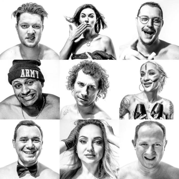 Миниатюра для: «Красиво, смело и с долей юмора»: красноярские шоумены разделись в ответ на запрет корпоративов