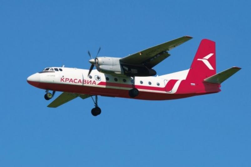 самолёт КрасАвиа
