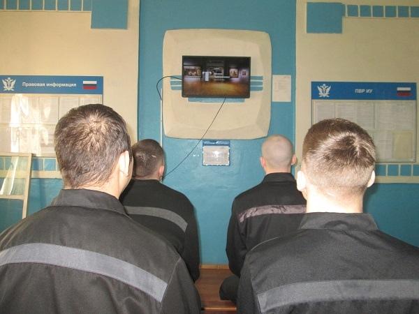 Миниатюра для: ФСИН судится с прокурорами из-за положения рук новосибирских заключенных