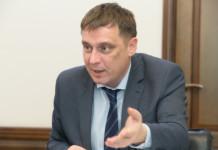 Министр образования НСО Сергей Федорчук