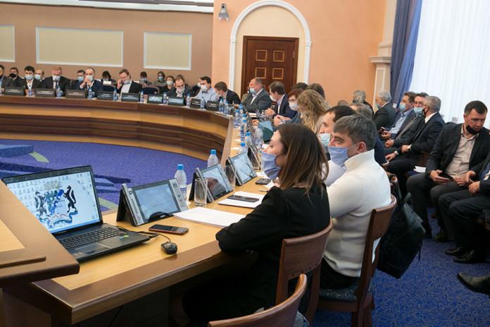 Миниатюра для: Бюджет-2021 прошел первое чтение в Совете депутатов