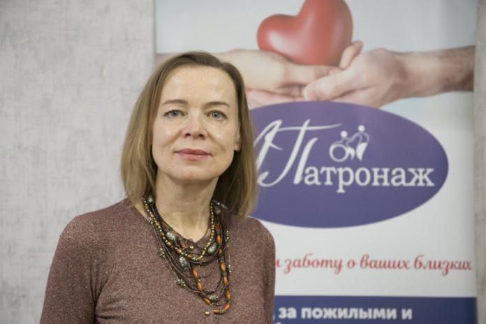 Миниатюра для: Ольга Деменева: «Мы предлагаем не только патронаж, но и оборудование, средства по уходу за маломобильными людьми»