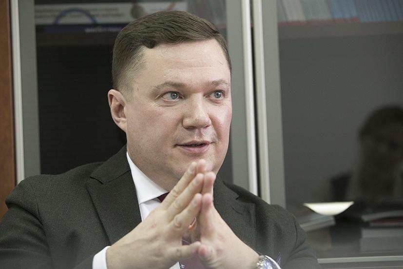 Максим Веселов: «На первый план для бизнеса выходят надежность, предсказуемость и прозрачность работы финансового партнера» - Фотография
