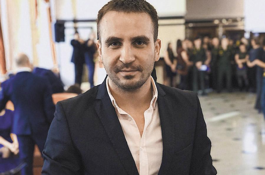 Юрий Шиян, основатель омской сети «Шаурмастер», амбассадор проекта «Мой Бизнес» и бизнес-клуба Momentum