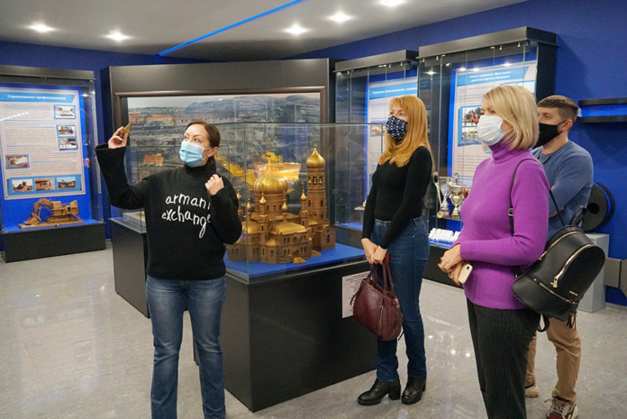 Миниатюра для: «Кузбассразрезуголь» покажет туристам добычу угля
