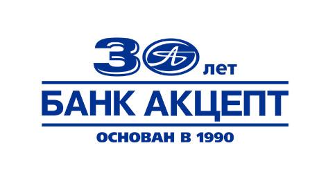 Логотип Банка Акцепт