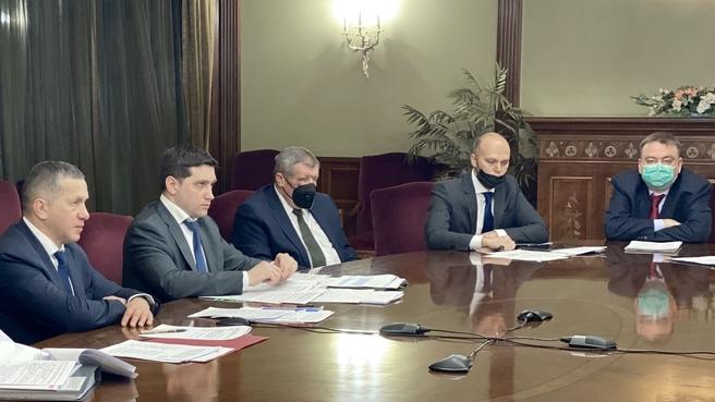 Миниатюра для: Правительство России одобрило создание особых экономических зон в Красноярском крае и Омской области