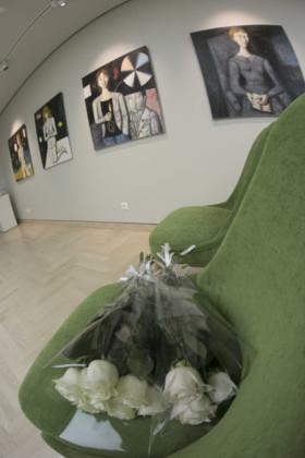ФОТОБАНК. В Центре культуры и отдыха «Победа» прошла презентация художественного альбома Александра Шурица
