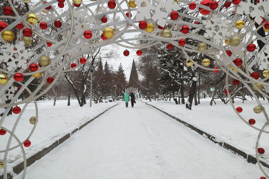 Отдохнуть и развлечься на новогодних каникулах в Новосибирске
