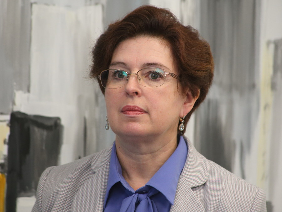 Ирина Мануйлова стала вице-губернатором Новосибирской области