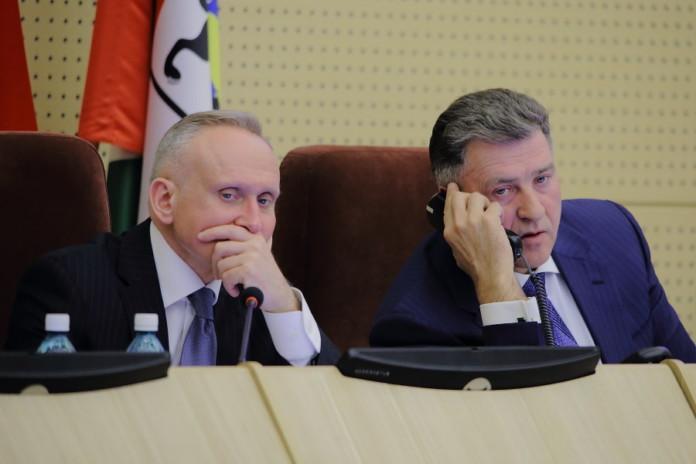 Миниатюра для: Скандал с генпланом Новосибирска как повод усилить контроль области над городом
