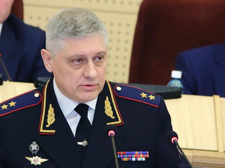 Юрий Стерликов покинул свой пост