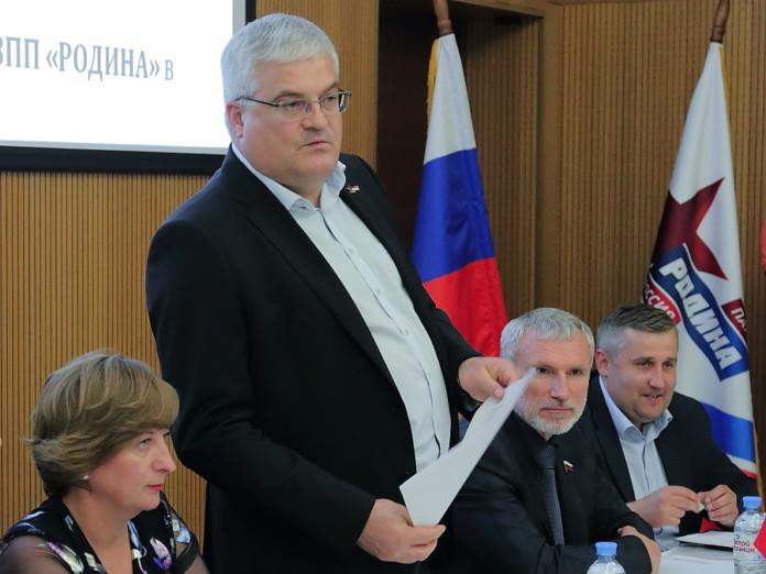 Миниатюра для: Новосибирская «Родина» грозит судом избиркому