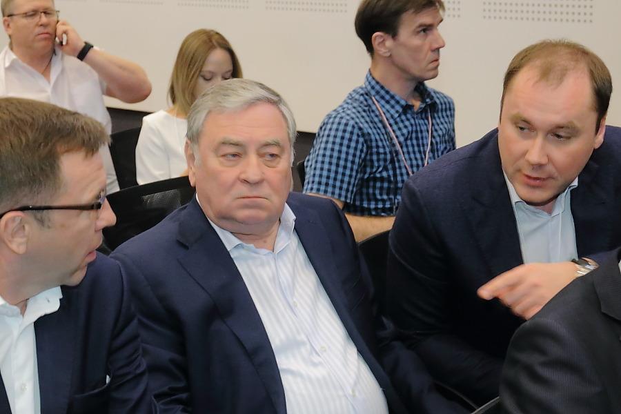 Кирилл и Евгений Покровские