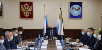 оперативный штаб в Республике Алтай