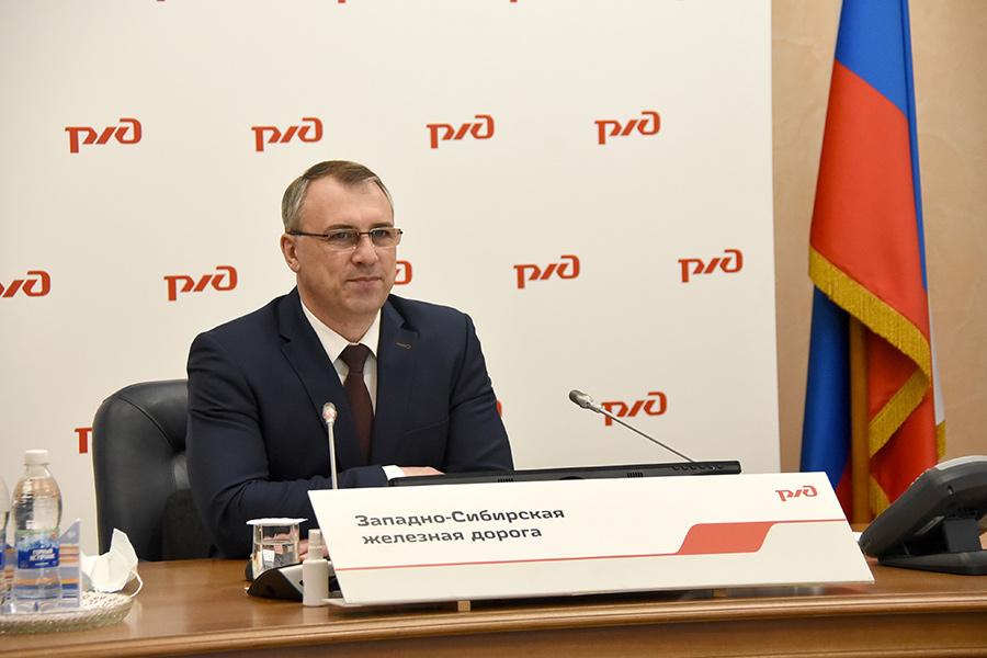 Инвестиции ОАО «РЖД» в развитие инфраструктуры Западно-Сибирской железной дороги превысили 37 млрд рублей в 2020 году