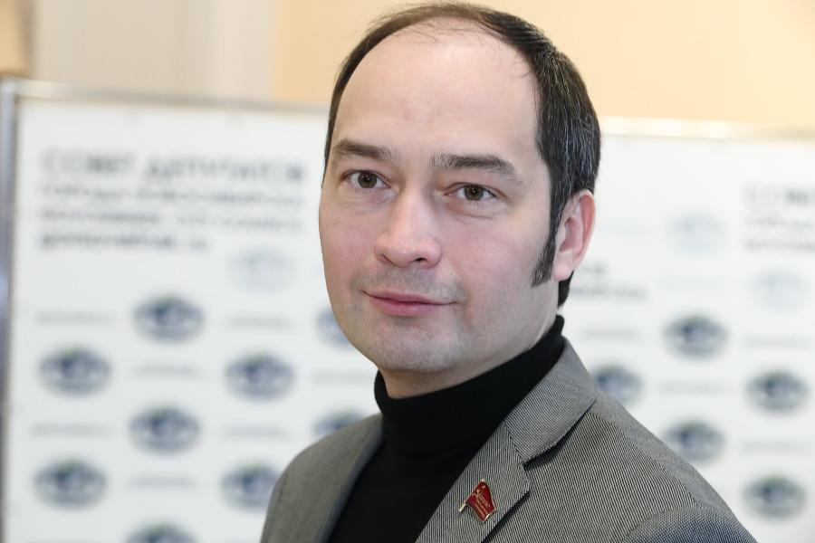 Антон Тыртышный
