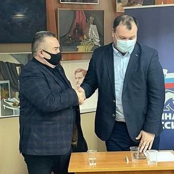 Миниатюра для: Новосибирская ЕР продолжает ставить районных руководителей во главе партийных отделений