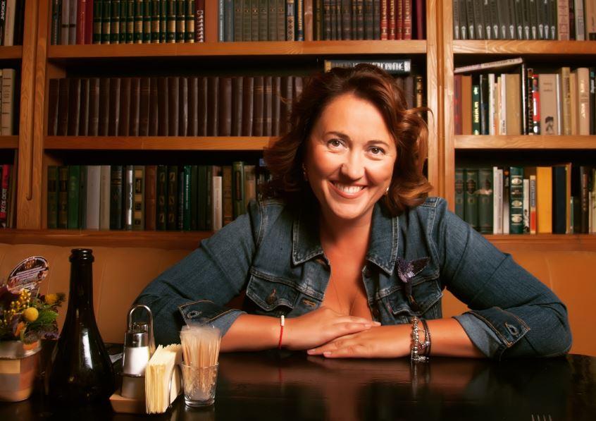 Наталья Ильина, совладелец ресторана «Библиотека», ресторанный консультант