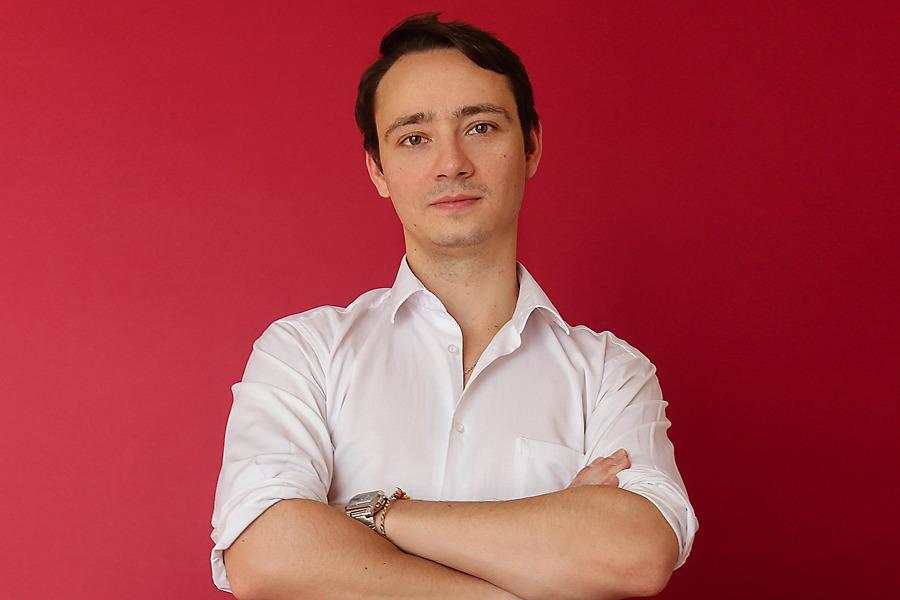Антон Новгородцев