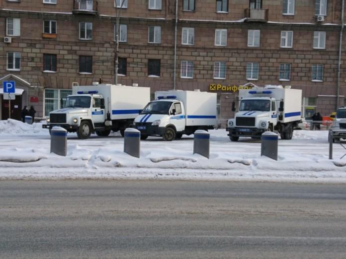 Миниатюра для: Следком возбудил уголовное дело из-за призывов к вооруженному сопротивлению власти в Новосибирске