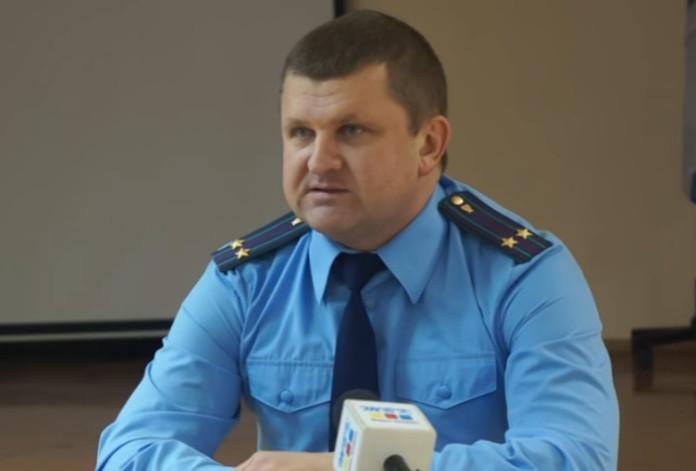 Миниатюра для: Прокурором Новосибирска назначен Роман Сивак