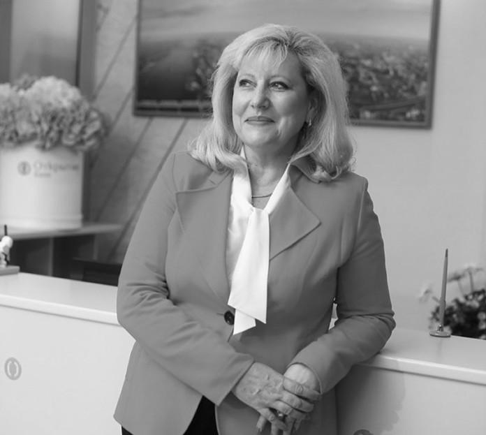 Миниатюра для: Умерла глава банка «Открытие» в Новосибирской области Ирина Демчук
