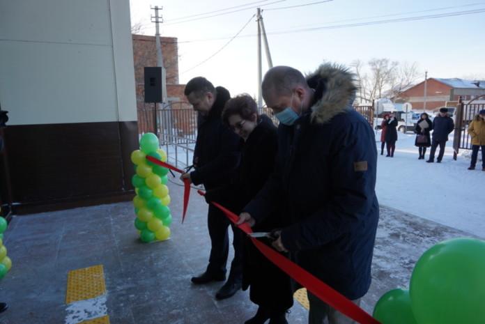 Миниатюра для: В Баганском районе Новосибирской области построили Дом культуры