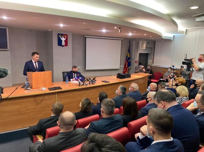 Депутаты выбрали нового мэра Норильска