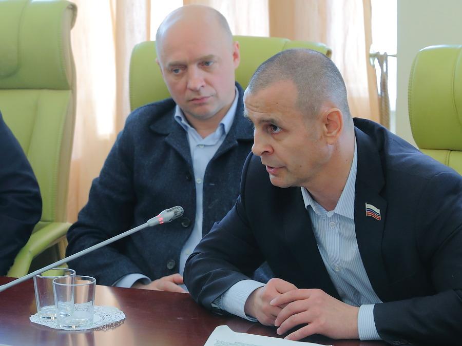 Анатолий Кубанов и Игорь Умербаев