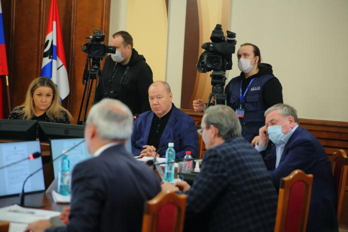 Миниатюра для: Депутаты Заксобрания вновь выразили недовольство работой регоператора «Экология-Новосибирск»