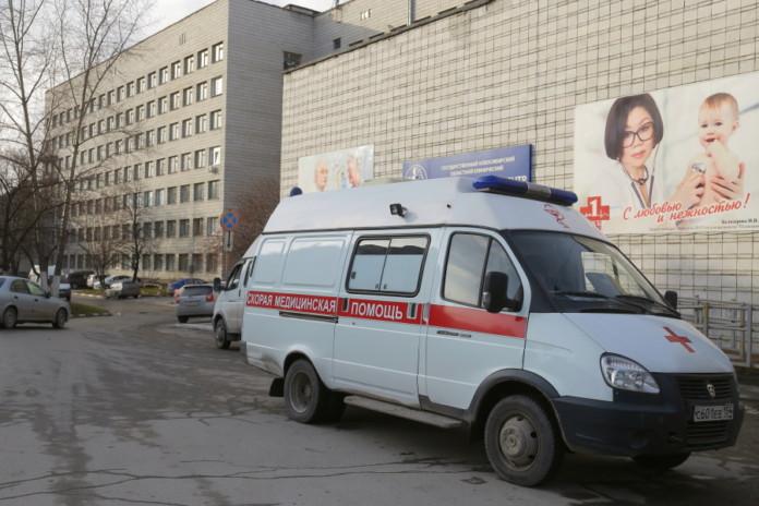 Скорая, больница