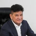 Виталий Валентинович Хан поздравляет Андрея Травникова