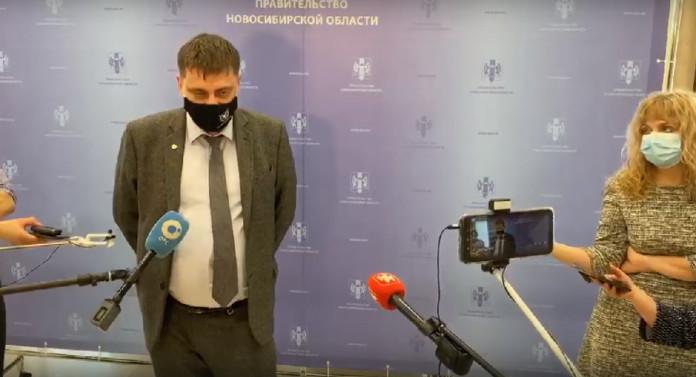 Миниатюра для: В Новосибирской области оценили риск по заболеваемости коронавирусом в школах после длинных каникул