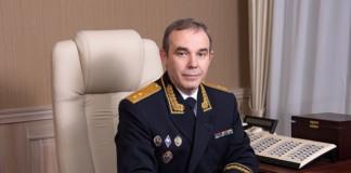 УФСБ России по Новосибирской области возглавил Сергей Сизов