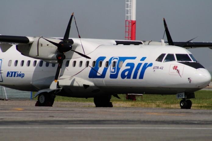 Миниатюра для: Самолет авиакомпании Utair совершил вынужденную посадку в Толмачево из-за отказа двигателя