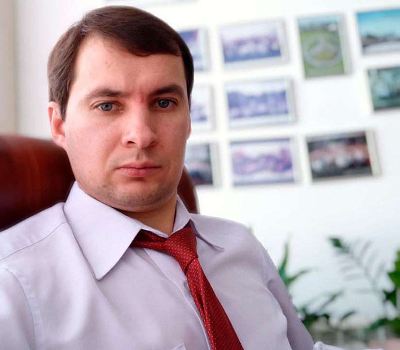 Павел Костенко, генеральный директор компании «СТС-Автомобили»