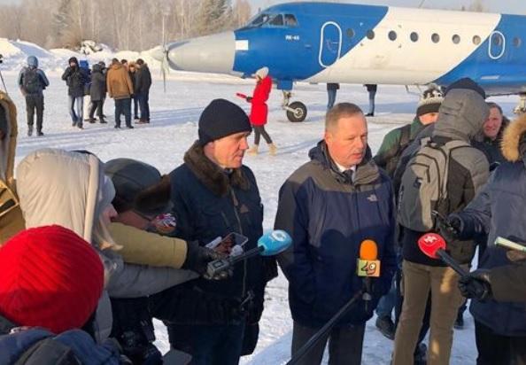 Миниатюра для: В Новосибирске прошли испытания первого гибридного авиадвигателя