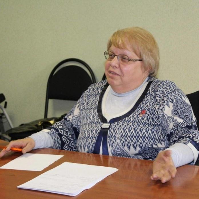 Валентина Шмакова