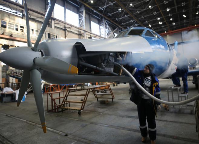 В Новосибирске прошли испытания первого гибридного авиадвигателя - Фотография