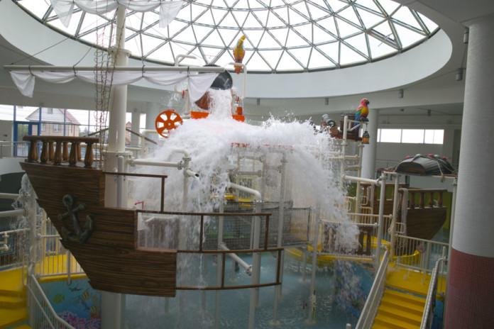 Миниатюра для: Новосибирский аквапарк возвращается к работе с новым арендатором